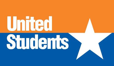 United Students Banner